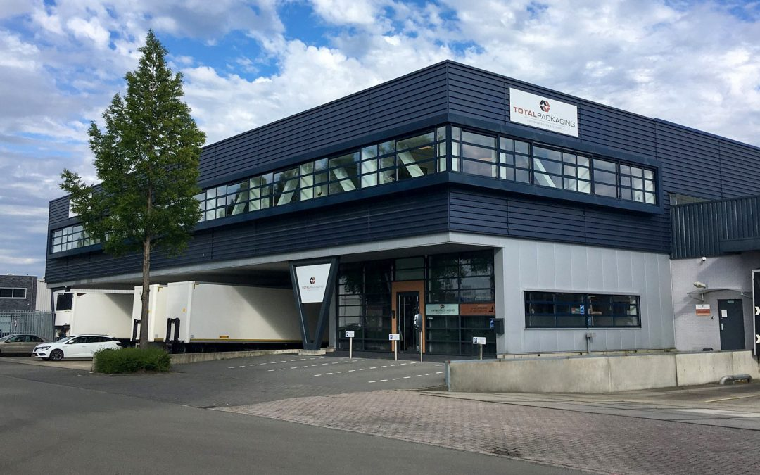 Pand Total Packaging in Harderwijk
